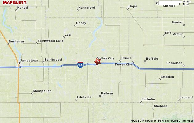 Valley City Nd Mapquest Wwwnaturalrugsstore